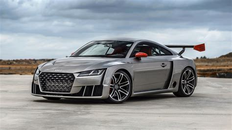 1600 X 900 Car Wallpapers by 2016 Audi Tt Coupe Concept Wallpaper Hd Car Wallpapers