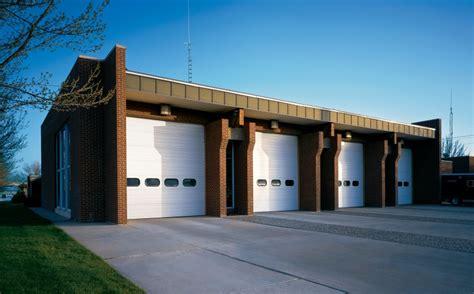 sectional overhead door thermacore sectional steel doors 598