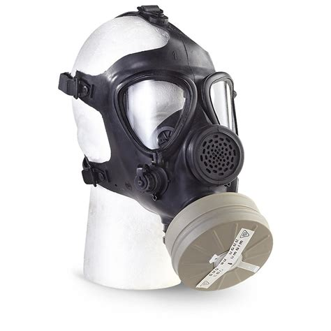 gas mask new israeli m15 gas mask with filter 190893