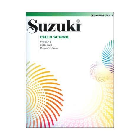 Suzuki Cello Book 4 by Suzuki Cello School Books 1 To 10 The Violin Channel Store