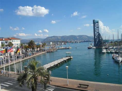 le pont levant et le port de la seyne sur mer picture of le pont de la seyne la seyne sur mer