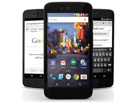 for mobile s android one reaches myanmar with cherry mobile