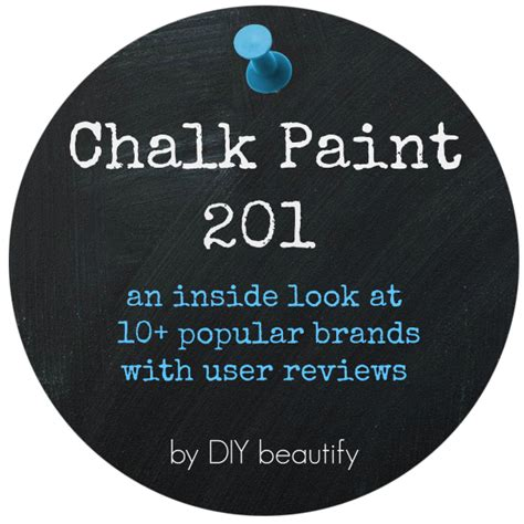 chalkboard paint brands chalk paint 201 user experience and brand reviews diy