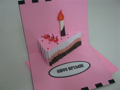 up birthday cards birthday pop up card st pictures
