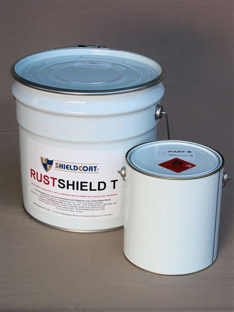 Rustshield T 2pac Anti Corrosive Xylene Based Acrylic Sealer
