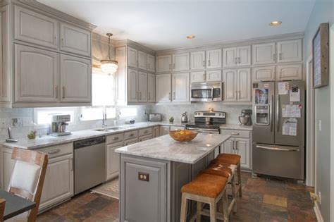 grey painted kitchen cabinets gray painted kitchen cabinets transitional kitchen