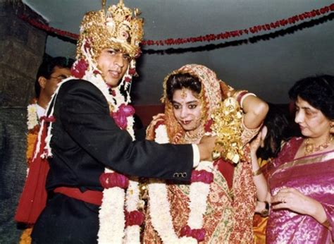 Shah Rukh Khan and Gauri's beautiful love story on their ...