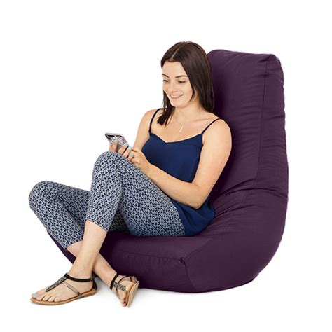 Gaming Bean Bag Chairs For Adults by Purple Gamer Bean Bag Gaming Chair Big Outdoor