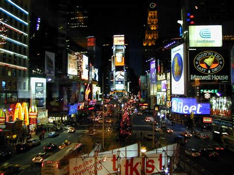 times square times square wired new york