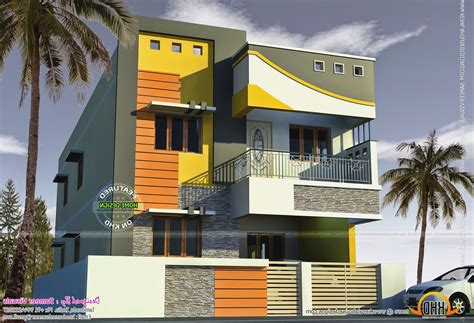 paint colors for home exterior in tamilnadu tamilnadu house models more picture tamilnadu house models