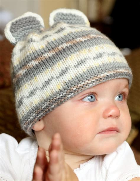 knitting patterns for baby hats with ears 17 best ideas about free baby knitting patterns on