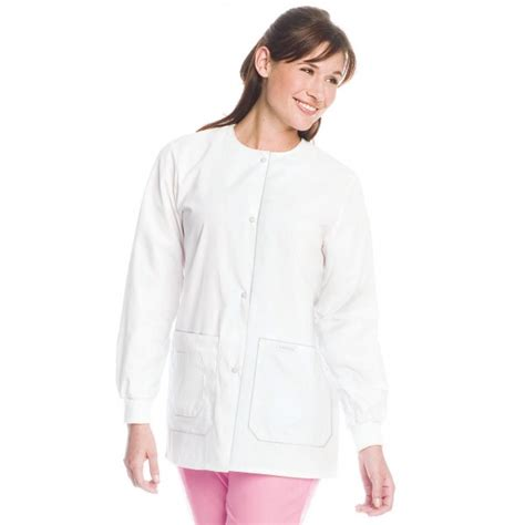 saginaw knitting mill landau essentials drawstring warm up jacket saginaw