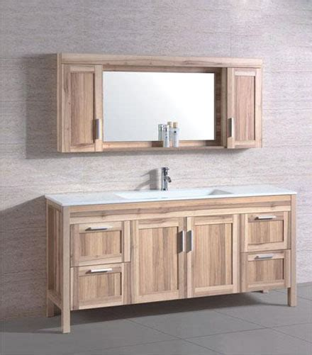 Spa Vanities For Bathrooms by Homethangs Introduces A Tip Sheet On Wood Bathroom