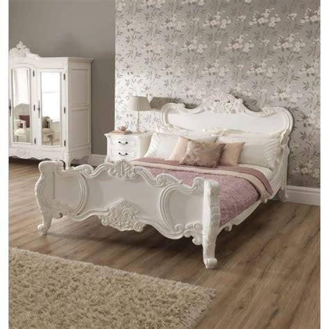 la rochelle bedroom furniture la rochelle shabby chic antique style bed shabby chic