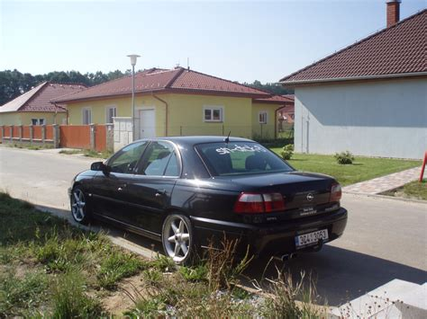 view of opel omega 3 2 photos features and tuning