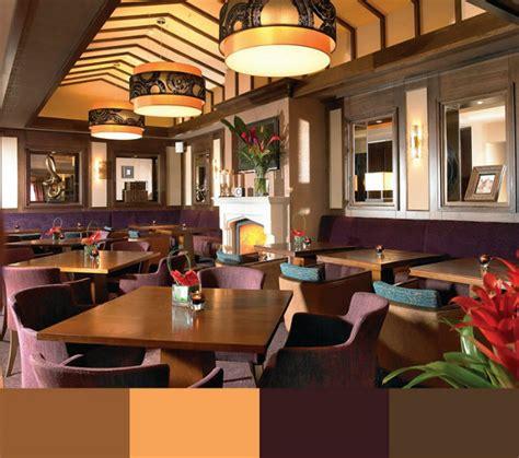 themed interior design restaurant interior design color schemes inspiration