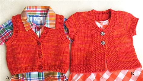 how to knit a baby sweater vest 1301 baby vests knitting and simple