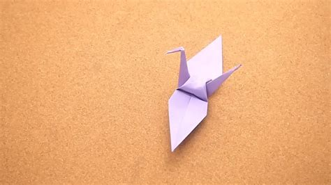 wikihow origami crane how to fold a paper crane with pictures wikihow