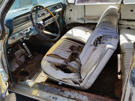 Pontiac 389 Engine For Sale by 1962 Pontiac Bonneville With 389 Engine Classic Pontiac