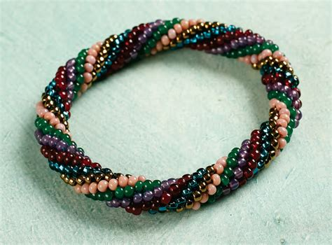 how to bead crochet how to bead crochet step by step with barb switzer