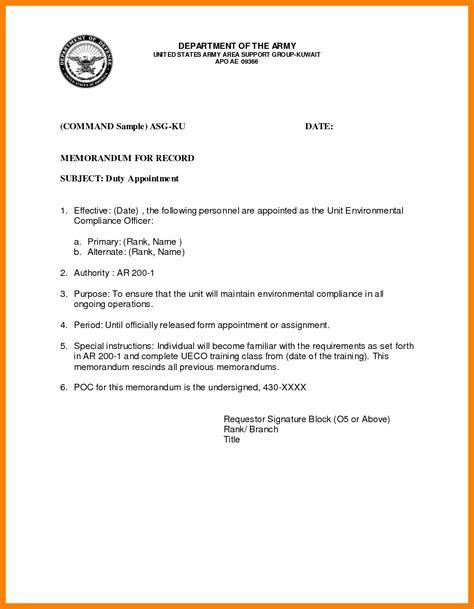 9 army memorandum template resumes great