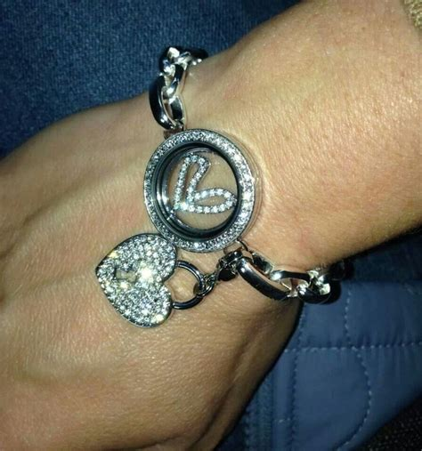 origami owl link locket bracelet discover and save creative ideas