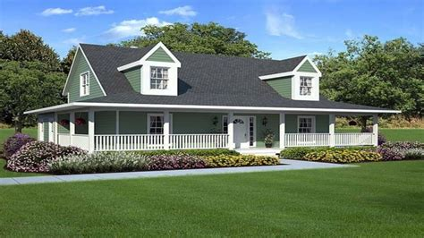 one story floor plans with wrap around porch farmhouse floor plans southern house plans with wrap