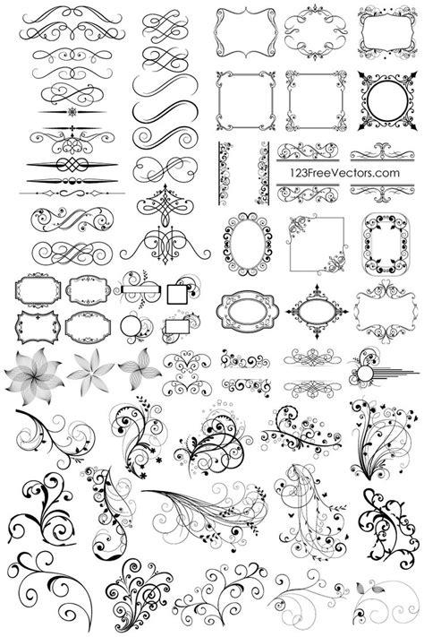 free ornament clipart 25 unique vintage borders ideas on diy
