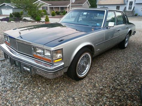 1979 Cadillac Seville Elegante For Sale by 1979 Cadillac Seville For Sale From Hemmings