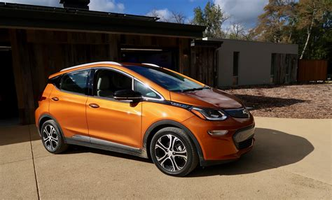 Test Drive Car by Test Drive The 2017 Chevy Bolt Electric Car I New Cars