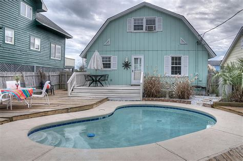 myrtle house rentals with pool oceanfront myrtle house rentals with pool house decor