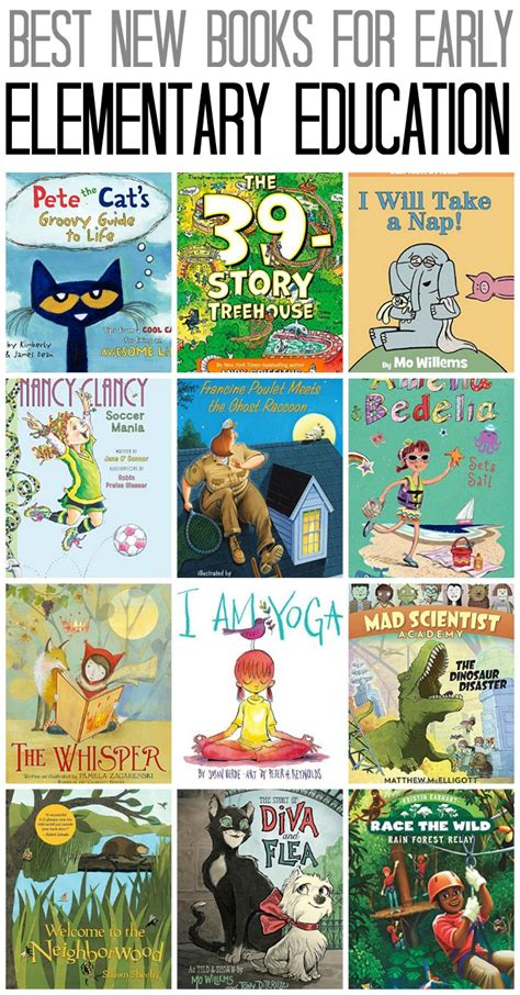 best new picture books early elementary education books for