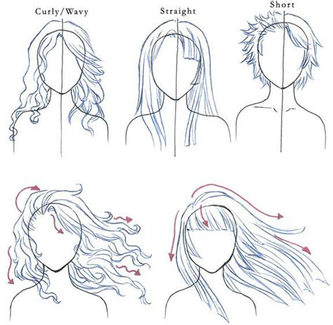how to draw curly hair crunchyroll groups drawing paradise