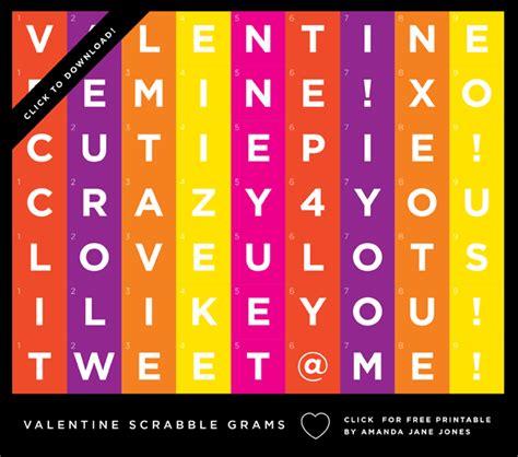is xo a scrabble word scrabble gram free printable