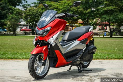 Pcx 2018 Ou Nmax 2018 by Review 2016 Yamaha Nmax Scooter Pcx150 Killer