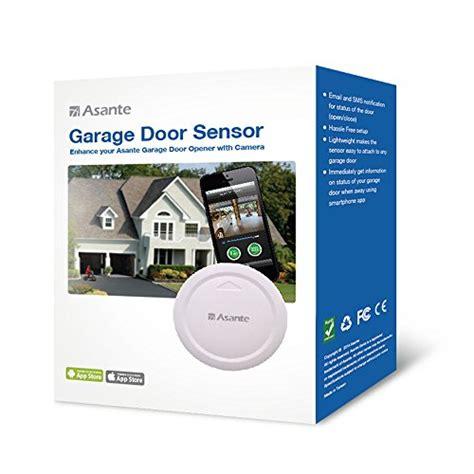 garage door alert asante alert notification garage door opener sensor get
