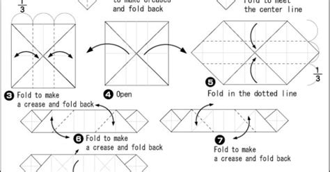 origami dice origami dice origami origami craft and