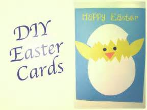 how to make a easter card diy easter cards bronwen
