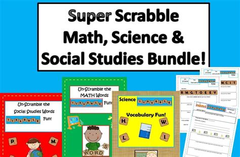 scrabble lessons engaging lessons and activities math science social