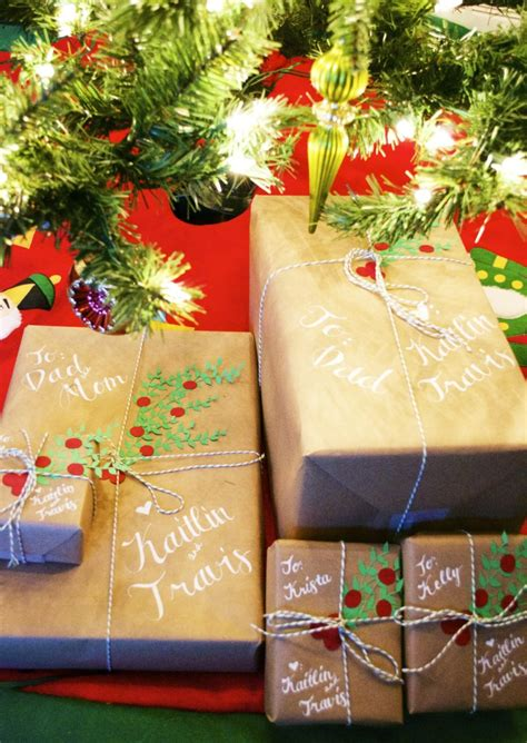 unique diy gift wrapping ideas miss bizi bee