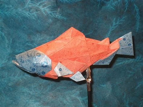origami salmon 33 best images about origami pictures on