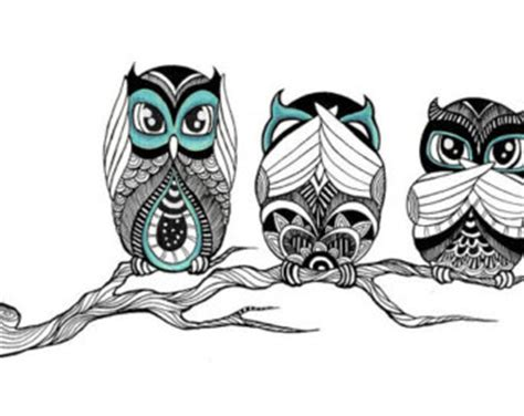 items similar to hear speak see no evil on etsy