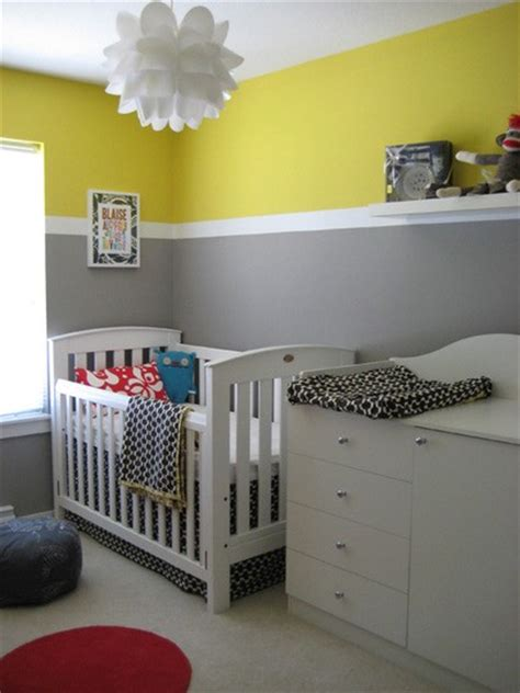 paint colors yellow and grey cheap and chic home design i colori per le camere dei bambini