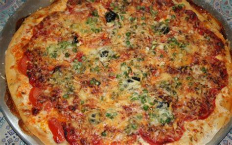recette p 226 te 224 pizza facile not 233 e 4 5