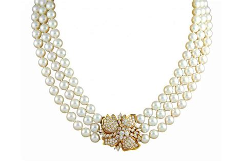 pearls jewelry indian fashions styles pearl necklace healing