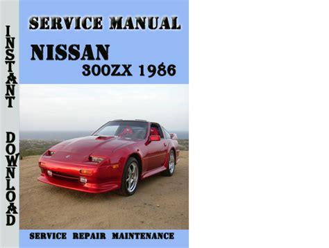 motor repair manual 1991 nissan 300zx user handbook nissan sylphy owners manual pdf download autos post