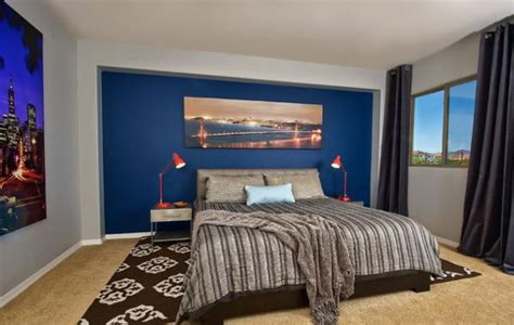 Cool Boys Bedroom Ideas 15 blue bedrooms with soothing designs