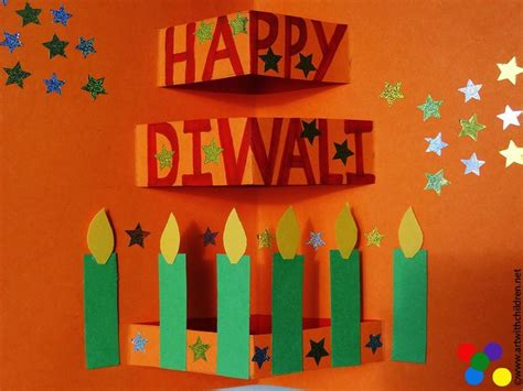 how to make diwali card 25 best ideas about diwali cards on diwali