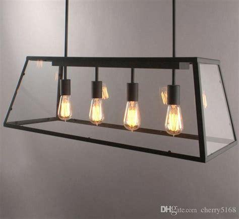 rectangular dining room lighting best 25 rectangular chandelier ideas on