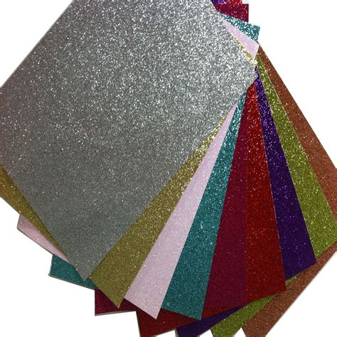 10 inch origami paper 10 sheets free shipping 12 inch glitter origami paper